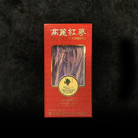 5년근 고려홍삼 대편, 5-year-old Korean Red Ginseng  large-size piece
