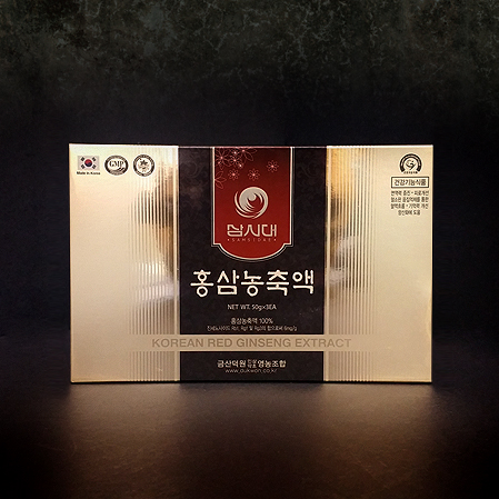 고려홍삼농축액 골드 150, Korean Red Ginseng concentrate Gold 150