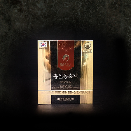 고려홍삼농축액 골드 240, Korean Red Ginseng concentrate Gold 240