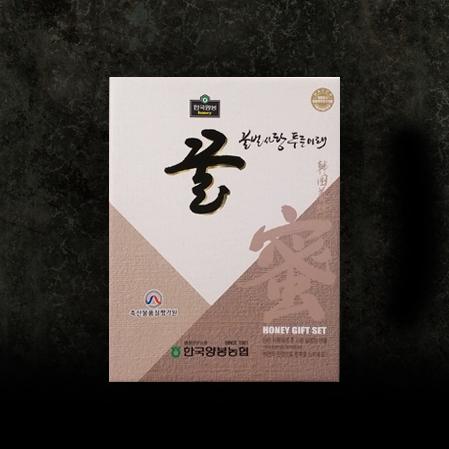 한국양봉농협 벌꿀 선물세트 3호,