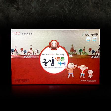홍삼튼튼아이, Red Ginseng TunTun-I (for children)