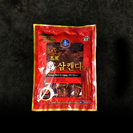 고려홍삼캔디 300g, Korean Red Ginseng candy 300g