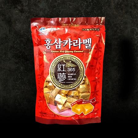 고려홍삼 카라멜(캬라멜), Korean Red Ginseng caramel