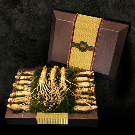 명품 수삼선물세트 8호, Premium Raw Ginseng Gift Set  No.8