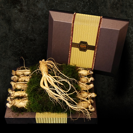 명품 수삼선물세트 9호, Premium Raw Ginseng Gift Set  No.9