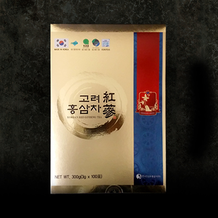 고려홍삼차 100T, Korean Red Ginseng Tea 100T