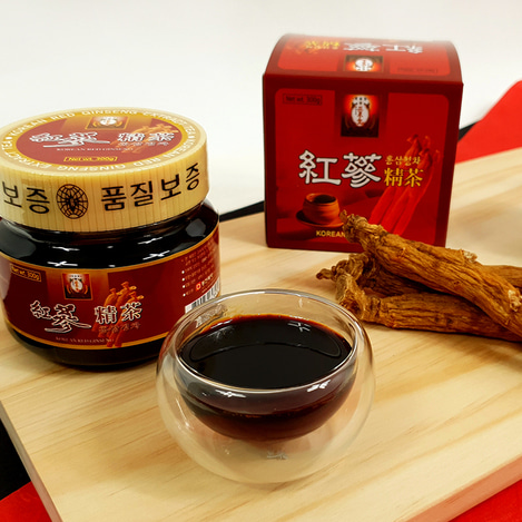 고려 홍삼정차, Korean Red Ginseng Extract Tea