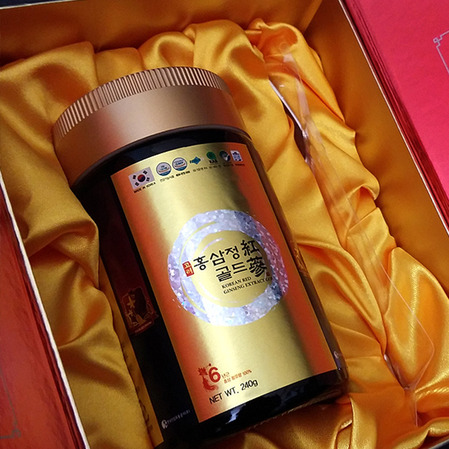 6년근 고려홍삼정 골드, 6-year-old Korean Red Ginseng extract Gold
